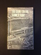 THE GAME FOR THE GAME'S SAKE HISTORY OF QUEENS PARK FC VERY RARE FOOTBALL BOOK