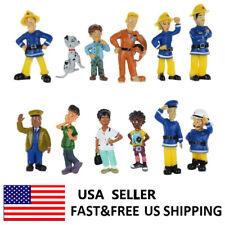Fireman Sam Figures~Radar,Dilys,Helen,Steele,Sam,Elvis~UK stock-Quick Dispatch