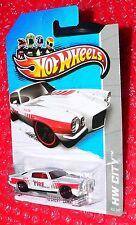 2012 Hot Wheels  #163  '70 Chevy Camaro RS HW City  V5467-09A0A Kokomo Fire Dept