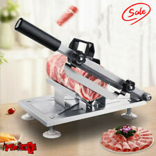 0.3mm-8mm Manual Frozen Meat Slicer Beef Mutton Sheet Roll Cleavers Cutter Tool