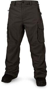 Volcom Project Mens Snowboard Ski Pants Cargo Snow Trousers Salopettes 15K R£190