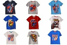 DC Boys' 100% Cotton Crew Neck T-Shirts & Tops (2-16 Years)