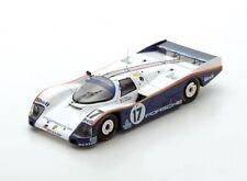 SPARK PORSCHE 962 C #17 Winner Le Mans 1987 Bell - Holbert - Stuck 43LM87 1/43