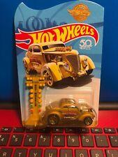 Hot Wheels 2018 50th Anniversary Pass'N Gasser Gold