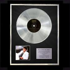 MICHAEL JACKSON THRILLER   CD PLATINUM DISC VINYL LP