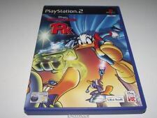 Disney's Donald Duck PK PS2 PAL *Complete*