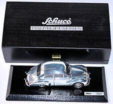 Dkw 3 6 Type F93 Limousine 1955-59 Premium Série Chromé 1 43 Schuco
