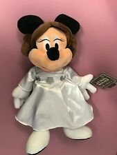 "Disney Parcs Star Wars Weekends Minnie Mouse As Princess Leia 12 "" Poupée"