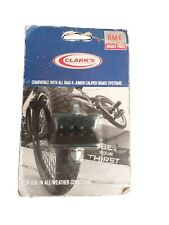 Clarks CP600 BMX junior Bike Caliper Brake Blocks Pads Shoes all weathers