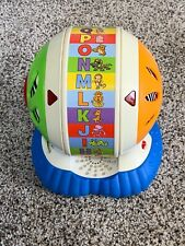 Leap Frog Spin & Sing Alphabet Zoo Discovery Ball Abc Wheel ~ Works Great!