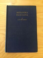 1947 Alexandra Danilova SIGNED Autographed Book by Twysden Kamin