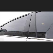 Black Door B Pillar Mirror Plate Molding For KIA All New Cerato K3 2013~2015
