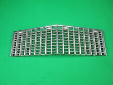 1975 CADILLAC COUPE DEVILLE FRONT UPPER CHROME GRILL GRILLE ASSEMBLY OEM USED
