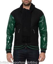 VIVIENNE WESTWOOD Black & Green Wool & Cashmere Jacket Coat IT52-UK42 BNWT