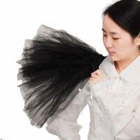 Blessume Women Gothic Steampunk Shoulder Board Costume Accessories Black