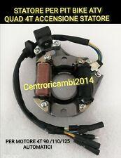 Statore per PIT BIKE ATV QUAD 4T Accensione Statore 90/110/125 Motori Automatici