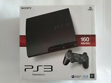 Sony Playstation 3 PS3 Slim CECH-3004A 160 Go
