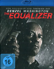 The Equalizer- Denzel Washington - Blu-ray Disc - OVP - NEU