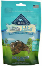 Blue Bits Natural Training Treats For Dogs Chicken Omega 3 and 6 tasty