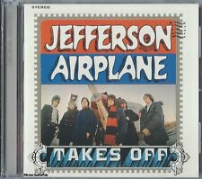 JEFFERSON AIRPLANE - Takes Off /Expanded 8 Bonus Tracks - Folk/Pop Rock Music CD