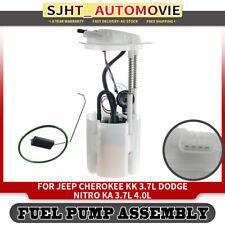 New Fuel Pump For Jeep Cherokee Kj 3.7l Ekg FLM