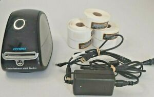 Dymo LabelWriter 450 Turbo Label Thermal Printer With Labels . Free shipping