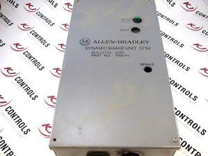 ALLEN BRADLEY - 119840 - DYNAMIC BRAKE 575V
