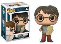 PEPYPLAYS FUNKO Figura POP! Harry Potter Harry with Marauders Map