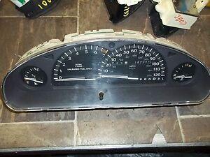 SPEEDOMETER CLUSTER 1994-96 FWD NEWYORKER/ 1994 1995 1996 1997 CHRYSLER LHS 189K