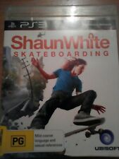 SHAUN WHITE SKATEBOARDING PLAYSTATION 3 GAME - PS3 Stay@Home Sale 33%+ off old s