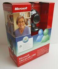 New Microsoft LifeCam VX-1000 Webcam USB 2.0 Built-in Microphone Camera Black