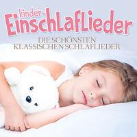 CD Kinder Chansons de couchage Die plus beaux classique d'Artistes divers