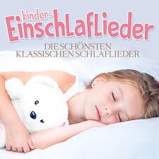 CD Kinder Einschlaflieder Die schönsten klassischen von Various Artists