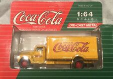 Coca Cola Die Cast Vintage Collectable 1:64 FORD F-5 Truck Item No:C05081
