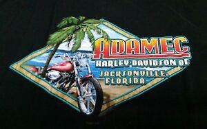 2006 HD HARLEY DAVIDSON BLACK T-SHIRT PUT YOUR A$$ ON SOME CLASS SZ. 2XL