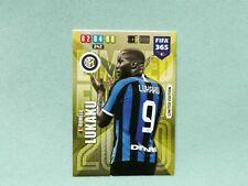 Panini Adrenalyn XL FIFA 365 2020 Lukaku Limited Edition