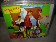 B-52's party mix ( rock ) sticker - uk -