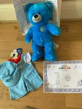 BNWT Build A Bear Thomas the Tank Engine / Thomas and Friends Bear & costume
