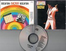 Elvis Presley  CD  ELVIS NOW    (c)     CLUB EDITION