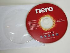 Nero OEM Suite CD-ROM Replacement Software Disc for CD/DVD recorders Video/Audio