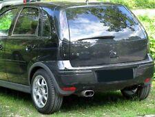 Tönungsfolie passgenau Opel Corsa C 5-türig ´00-´06
