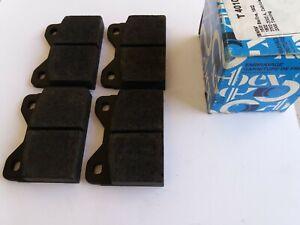 Disk brake pad set, for BMW 1600 1602 1800 1802 ,  AUDI 100 coupe 1.9 , VW  K 70