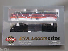 PROTO 2000 HO SCALE 920-47950 MILW ROAD E7A POWERED A UNIT #18A