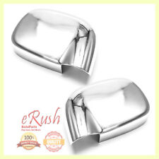 FOR 2002-2008 DODGE RAM 1500 2500 3500 CHROME SIDE MIRROR COVER COVERS 2003 2004