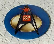 Rare Bandai Star Trek -Pin badge