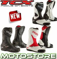 Microfibre Upper CE Approved Motorcycle Boots