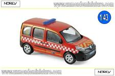 Renault Kangoo 2009 Pompiers Poste de commandement  NOREV - NO 511395 - Ech 1/43