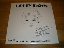 DOLLY DAWN unissued recordings LP Record - Sealed