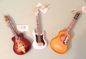 Guitar Ornament Midwest Seasons of Cannon Falls (#947784)