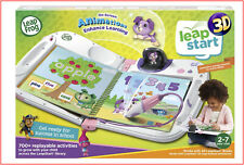 LeapFrog LeapStart 3D Interactive Learning System with Animations - Pink